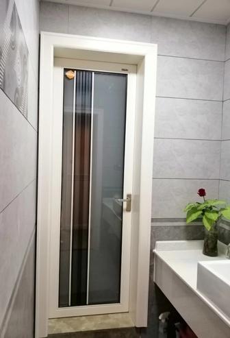 浴室门(安溪铝合金推拉门)
