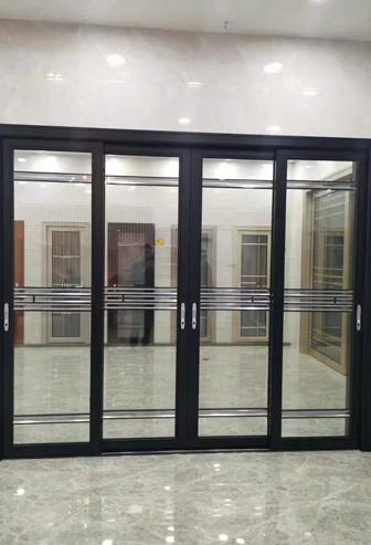泉州安溪斯博锐门窗平开门展示